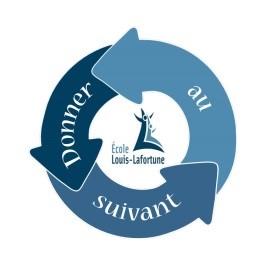 Logo Louis-Lafortune thème 17-18